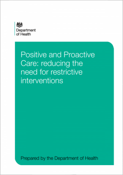 DoH Positive and Proactive Care Guidance