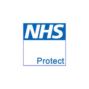 NHS Protect Logo