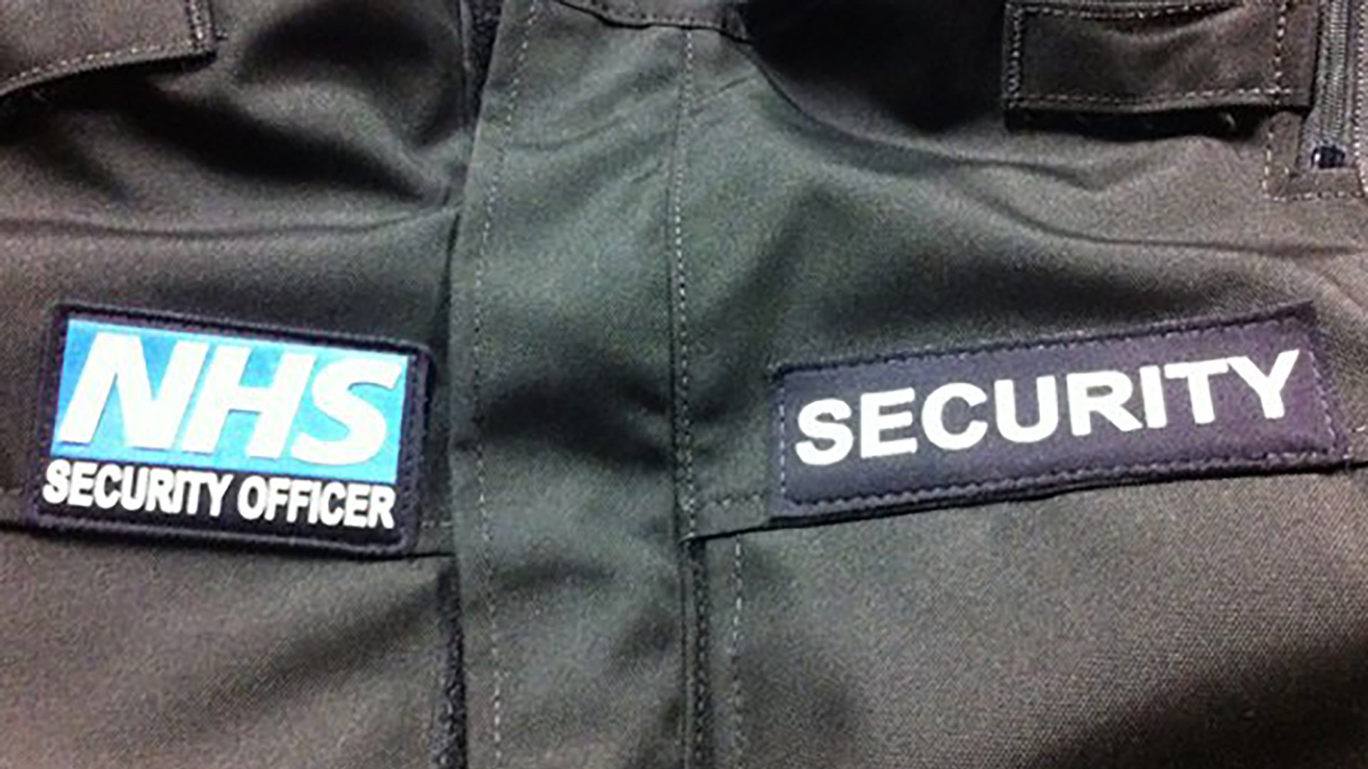 NHS Security Officer Training